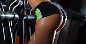 Effektive Übungen für den Po