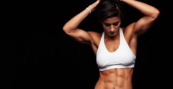Bauch weg Training durchführen