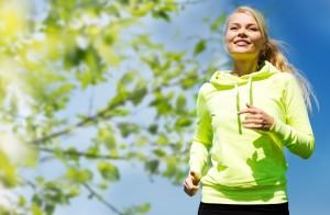 joggen ausdauer