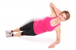 side planks bauchmuskeltraining