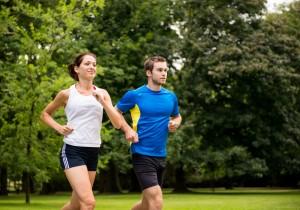 training joggen