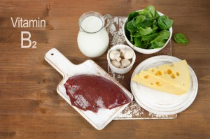 vitamin b2 nahrungsmittel