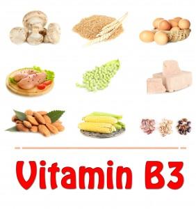 vitamin b3 nahrungsmittel
