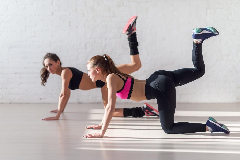 Bauch Beine Po übungen Für Zuhause Sportmix24