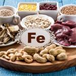 Eisen Lebensmittel – wo ist es drin?