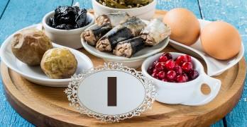 Jod Lebensmittel als Jodquellen