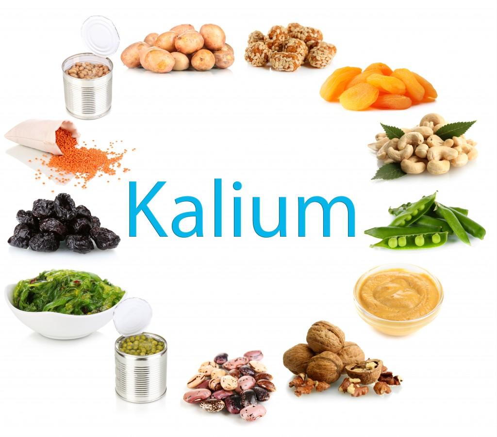kalium lebensmittel