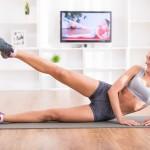Sportübungen für Zuhause