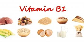 Vitamin B1 Lebensmittel