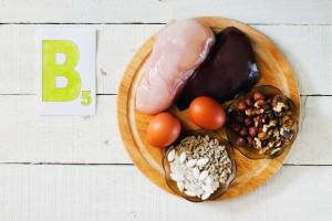 vitamin b5 vorkommen